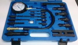 Huismerk compressietester set DIESEL, basic