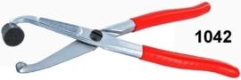 Remveer (de)montage tang Midlock