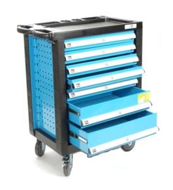 Huismerk gereedschapswagen 'Blue edition' - 292dlg