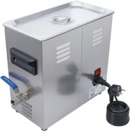 BGS PRO ultrasoonreiniger 6.5 Liter