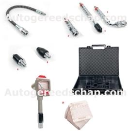 IVEKA / Motometer compressietester set Benzine (ook voor motoren)