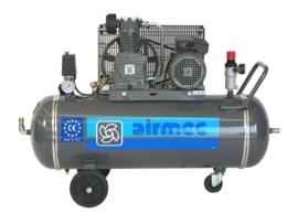 Airmec CRM102 100L, 10 bar 1 cilinder
