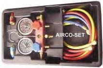 Airco druktester set Midlock
