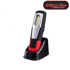 Brightline LED lamp + docking station