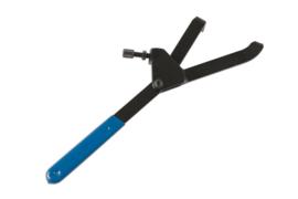 Koppelingskorf blokkeer gereedschap (rechthoekige bekken), Laser