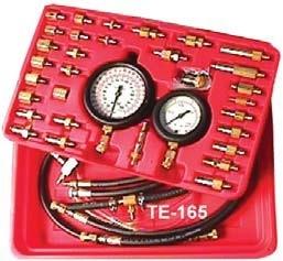 Injectiedruk tester set, Midlock