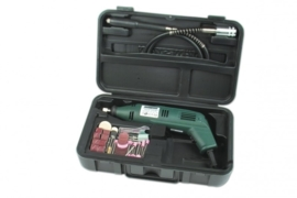 Mini drill / multi-tool Mannesmann 135Watt (incl. toebehoren set)