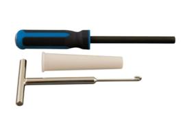 Laser ventielwissel gereedschap set