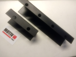 EFKA spare-parts: Bracket voor 2 manometers