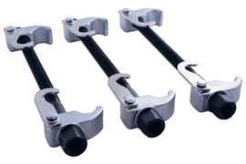 Veerspannerset Laser Tools - Heavy duty