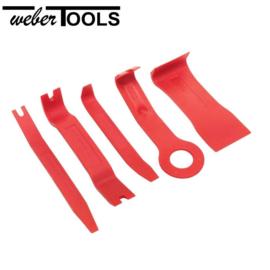 Trim verwijderaar set Weber Tools WT-905M1