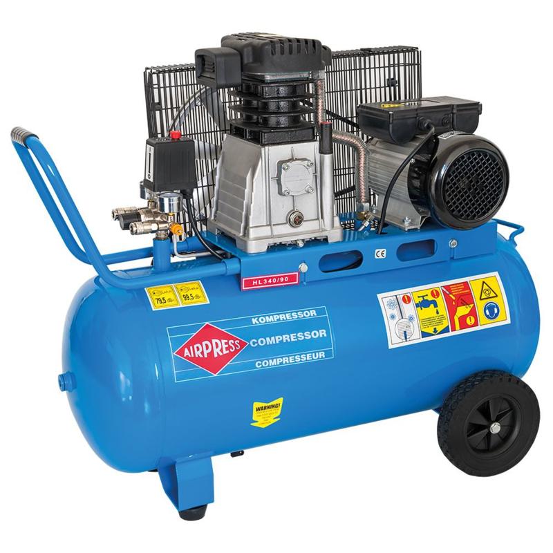 Airpress HL340-90 compressor