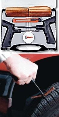 EZseal 'veter' banden reparatie systeem