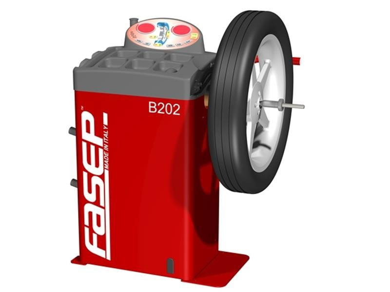Fasep B202 MOTO - Balanceer apparaat voor motorfietsen