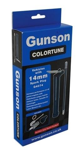 Gunson colortune testbougie