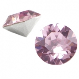 Swarovski Elements SS29 puntsteen (6.2mm) Light Amethyst Purple