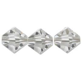 Swarovski kralen Bicone 2.5mm Crystal (10st.)