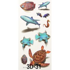 Tattoo's  3D-31