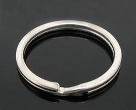 Sleutelhanger Ring