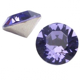 Swarovski Elements SS29 puntsteen (6.2mm) Tanzanite Purple
