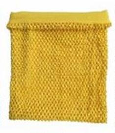 Gehaakte Top GEVOERD Marigold M+  (maat 116 t/m 134)