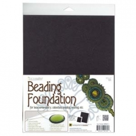 Beading Foundation Black Small (1st)