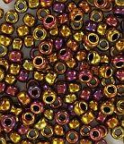 08-462 Miyuki Metallic Gold Iris 8/0
