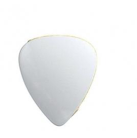 Tag Guitar Pick LARGE aluminium