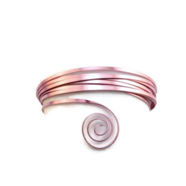 AluDeco PLAT Wire 5mm Rose (5m)