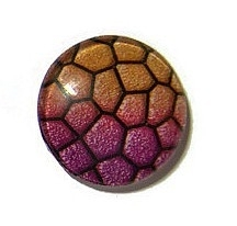 Dragon Skin 011, 25mm Glas Cabochon Rond