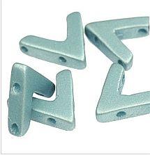AVA® Bead Metallic Aqua (10st)