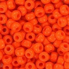 08-406 Miyuki Opaque Orange 8/0