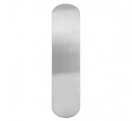 Armband strip aluminium 155 x 38 x 1,7mm ImpressArt