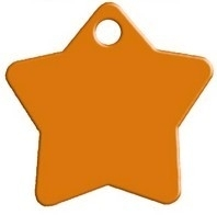 Star Orange aluminium