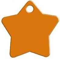 Star Orange aluminium