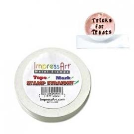 Stamp Straight Tape ImpressArt