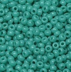 11-412 Miyuki Opaque Turquoise Green 11/0