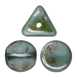 ILOS Opaque Mix Blue Green Ceramic Look