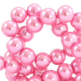 Glasparel Pink 10mm (Per streng)