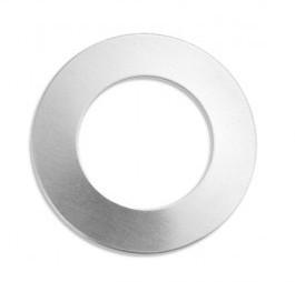 Tag Donut aluminium 32mm