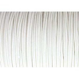 Soutache koord White 2,3mm