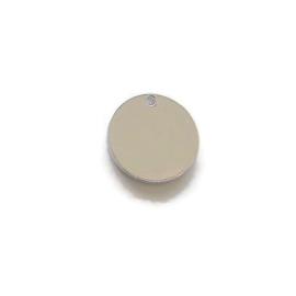 Tag rond aluminium MET GAT 12,7mm PREMIUM