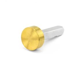 Hamer kop Brass voor Ergo-Angle Texture Hammer  ImpressArt