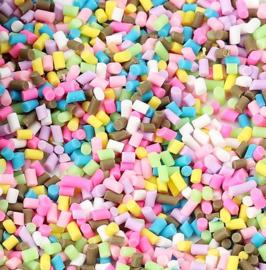 Kleurrijke Polymeer Klei Sprinkles