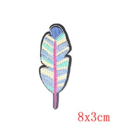 Applicatie Pastel Feather