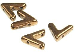 AVA® Bead  Jet Bronze (10st)