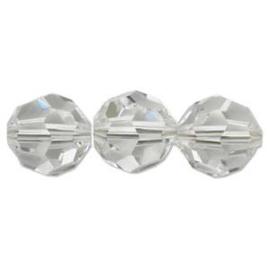 Swarovski kralen rond 4mm Crystal (10st.)