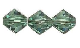 Swarovski kralen Bicone 4mm Erinite (10st.)