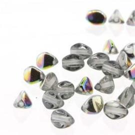Pinch Bead Crystal Vitrail per streng