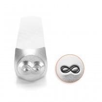 Design stempel Infinity 6mm ImpressArt